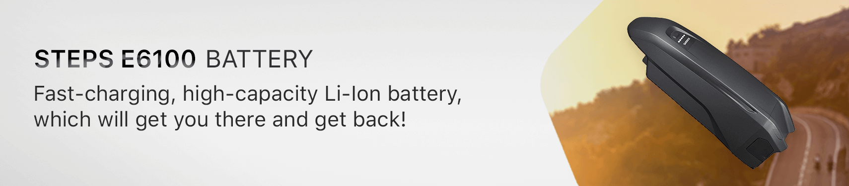 Fast-charging, high-capacity Li-Ion battery, which will get you there and get back!