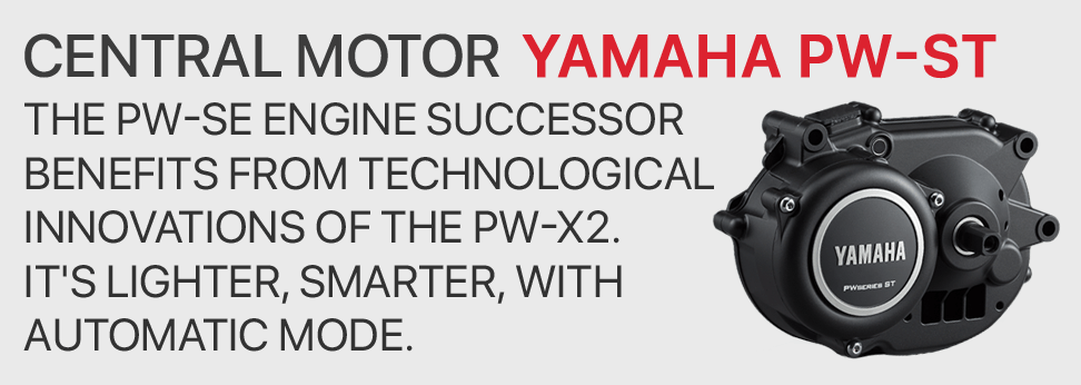 the PW-SE engine successor  benefits from technological innovations of the PW-X2. It's lighter, smarter, with automatic mode.