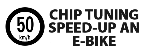 Chip Tuning | Speed up this e-bike at greatebike.eu