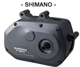Shimano Steps center drive