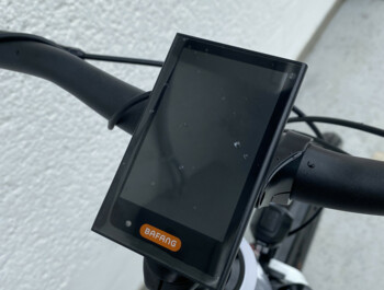 A women's travel e-bike designed for maximum range and easy riding.