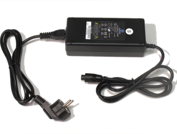 "Leader Fox Wheel Battery Charger.  For models: Barnet, Elton, Parana, Swan 27 "", 29"", Denver Gent, Bend"