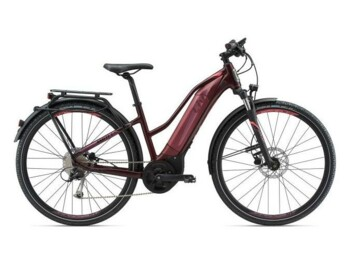 Excellent women's trekking e-bike from the Giant sister brand.   Free repairs in the first year, including battery check and formatting!