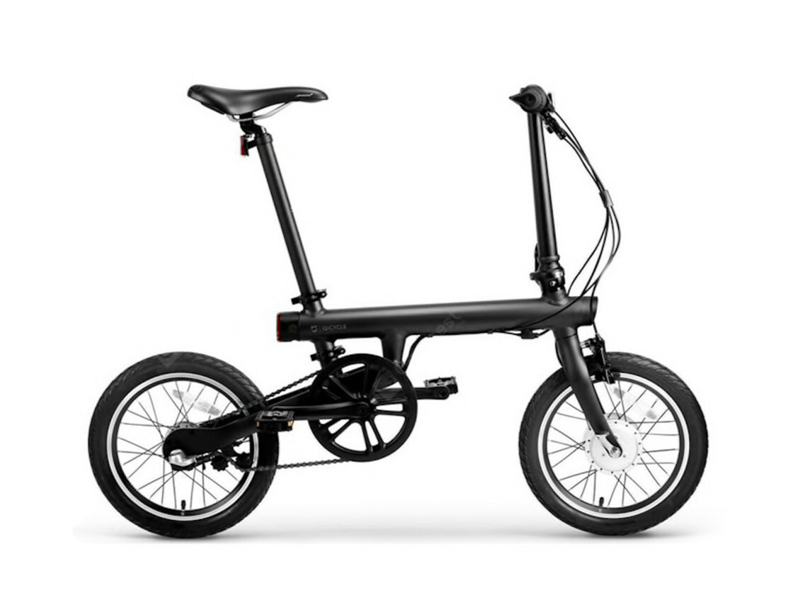Qicycle EF-1 e-bike