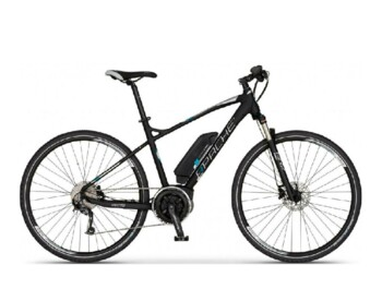 More affordable version of Matto cross e-bike with Bosch Active motor.