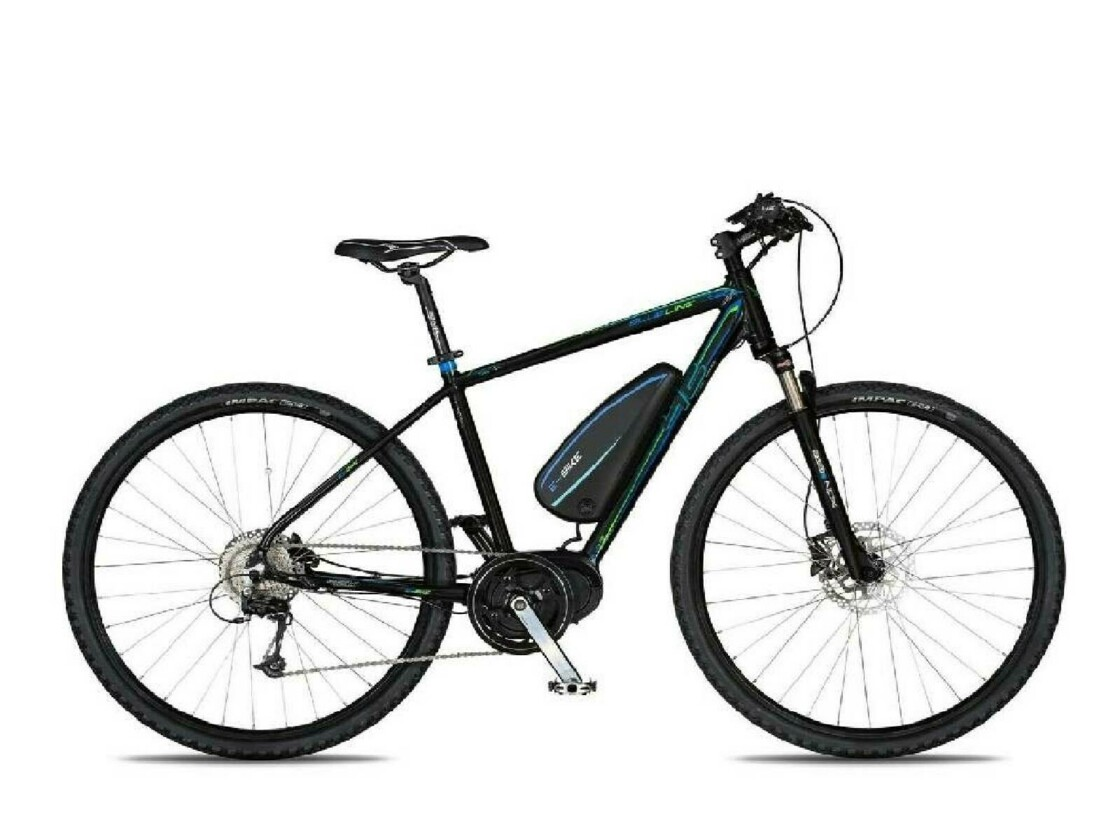 4EVER Blueline AC CROSS Men's e-bike