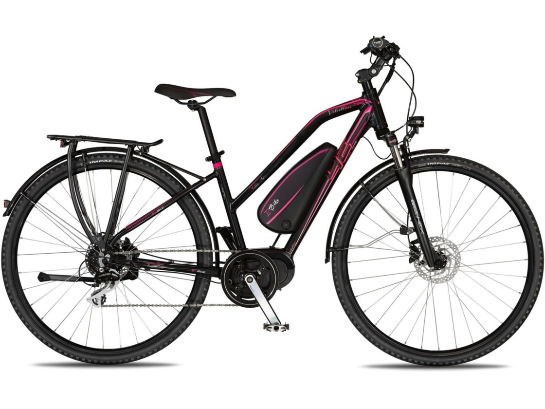 4EVER Velvetline AC TREKK ladies' e-bike