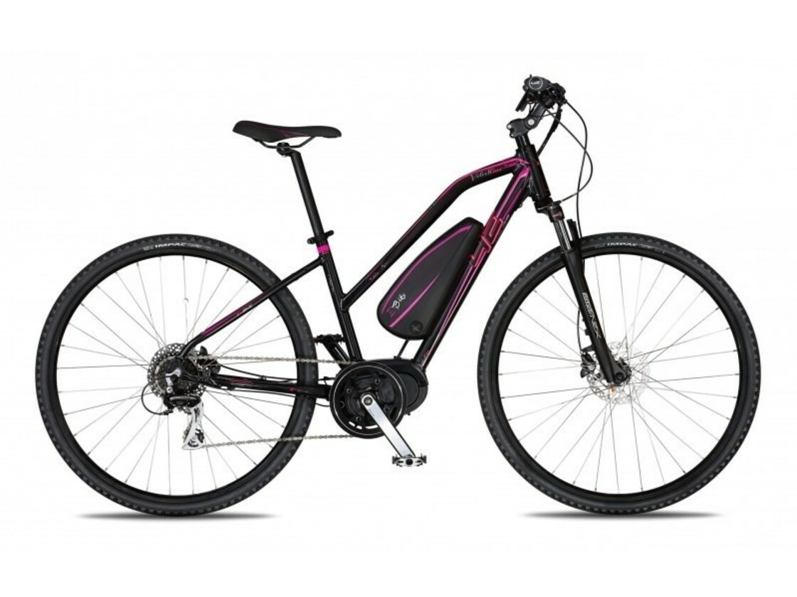 4EVER Velvetline AC CROSS ladies' e-bike