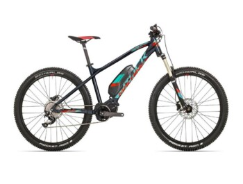 An eMTB with a Shimano Steps E8000 central motor and maximum torque up to 70Nm.