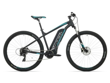 An eMTB with Dapu central motor with maximum torque up to 90Nm.