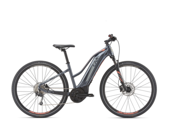 Touring e-bike with a Yamaha SyncDrive Sport central drive system with a peak power of 750 W and maximum torque of up to 80 Nm.