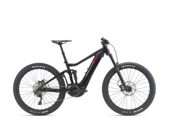 An eMTB with a Yamaha SyncDrive Pro central drive system with a peak power of 800 W and maximum torque of up to 80 Nm.