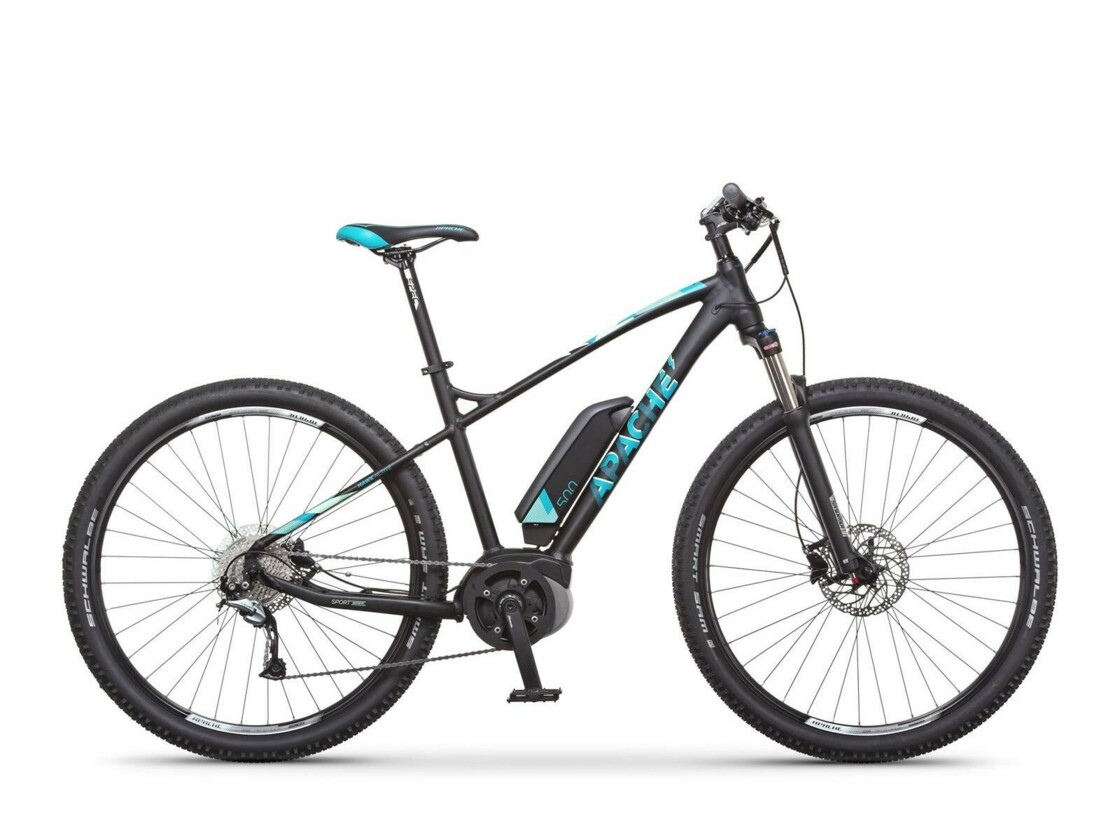 E-bike APACHE Hawk Bosch Active Plus 500