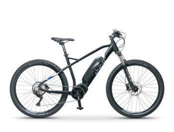 An eMTB with innovated Comp Drive C18, which provides a maximum torque up to 80Nm.