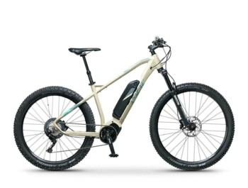 Mountain e-bike with the Czech-Japanese Comp Drive C18, which provides maximum torque up to 80Nm.