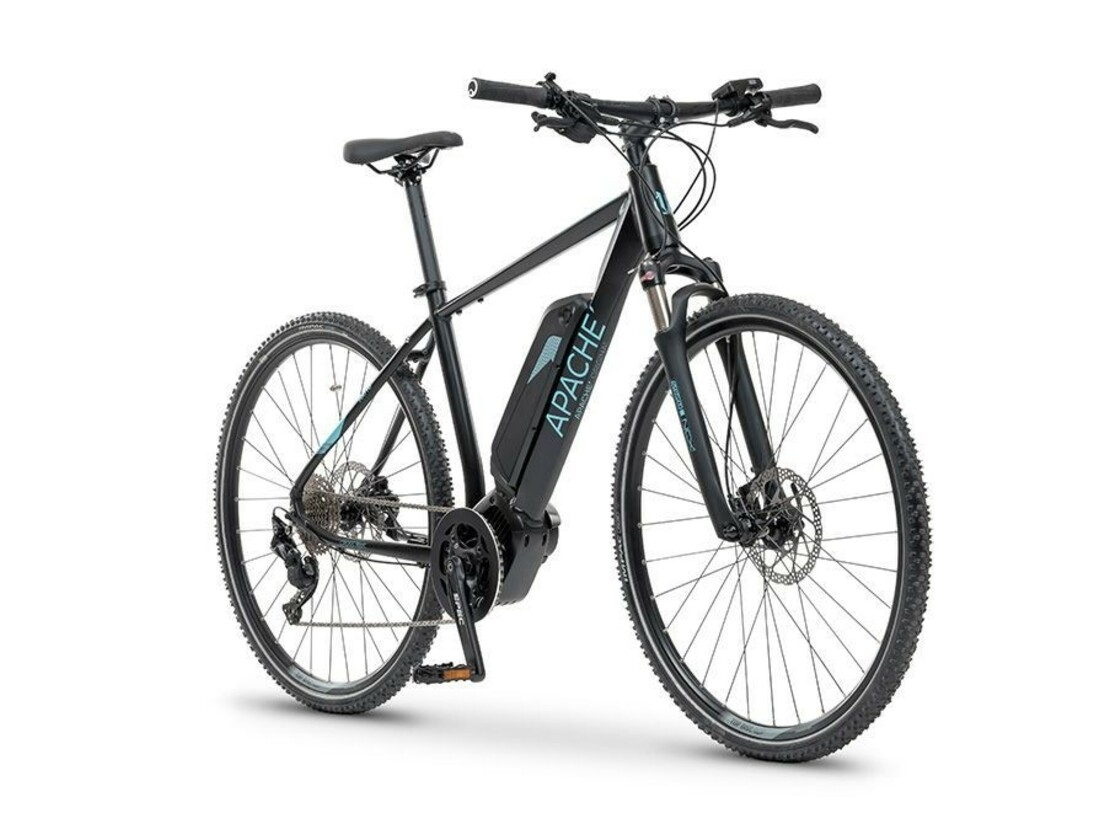 "APACHE Matto Comp 28"" 2020 - Trekking e-bike - Central motor Comp C18"