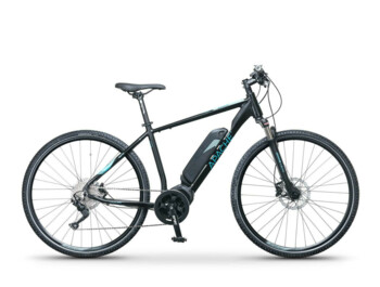 Cross e-bike with innovative Comp C18 central motor, which has a great price/performance ratio.