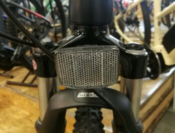 "APACHE Matto Comp 28"" 2020 - Travel ebike - Light"