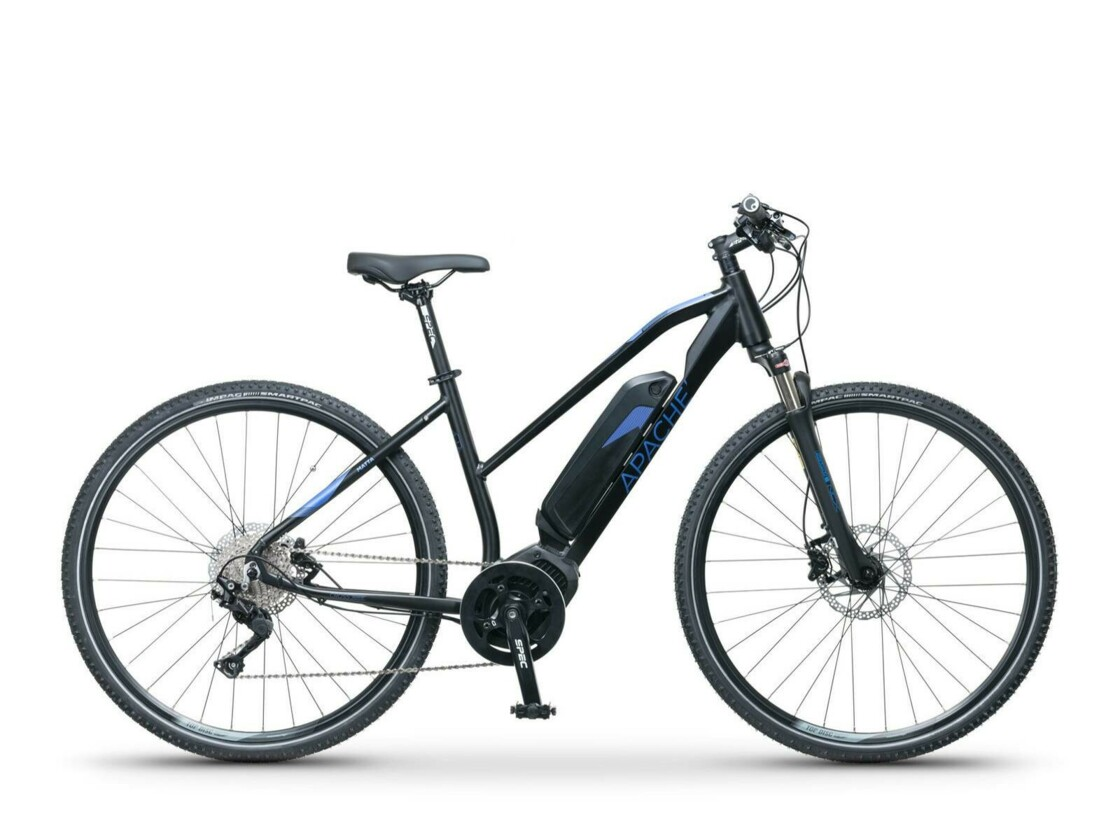 "APACHE Matta Comp 28"" 2020 - mountain e-bike - central motor Comp C18"