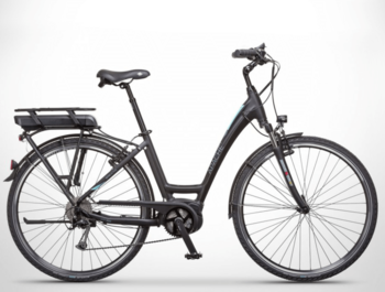 "APACHE Sota Bosch Active 400 28"" 2020 - Low-step urban e-bike - central motor BOSCH Active Line Plus"