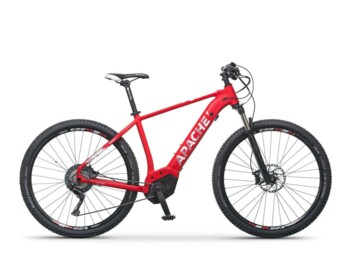 An e-MTB with a Bosch Performance CX motor, 600W of rated power and a torque up to 75Nm.