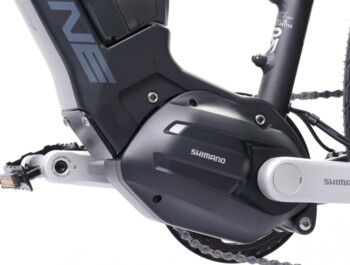 E-bike ROCK MACHINE Crossride e400