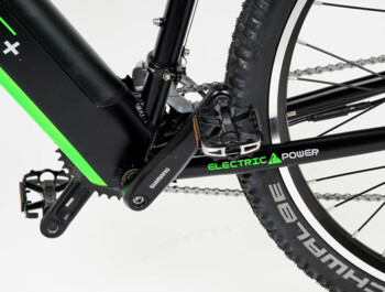 "Lovelec Sargas 29"" 2020 - mountain e-bike - rear drive Bafang"