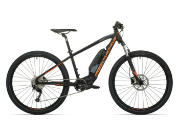 Mountain e-bike with Shimano Steps E7000 central drive.