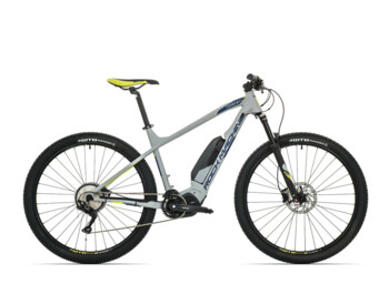 An eMTB with a Shimano Steps E7000 central motor and maximum torque up to 60Nm.