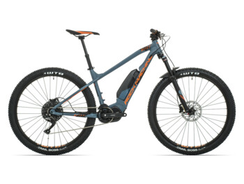 Trail e-bike Rock Machine Blizz e70 with central drive Shimano Steps E8000.