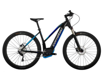 An eMTB with Bosch Performance CX central drive.
