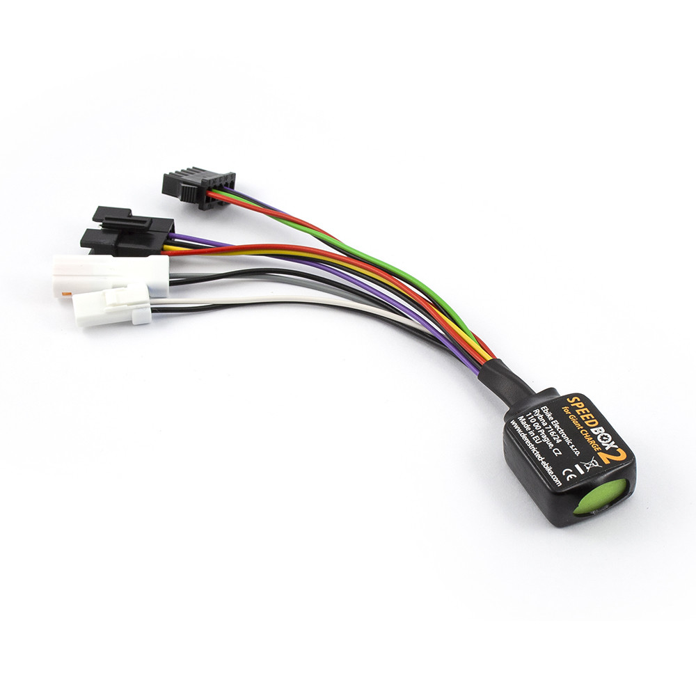 SPEEDBOX 2 E-Bike Tuning Module Chip Giant Charge 2015//16 Pedelec Dongle Cube