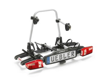 Uebler X21 S bicycle carrier.