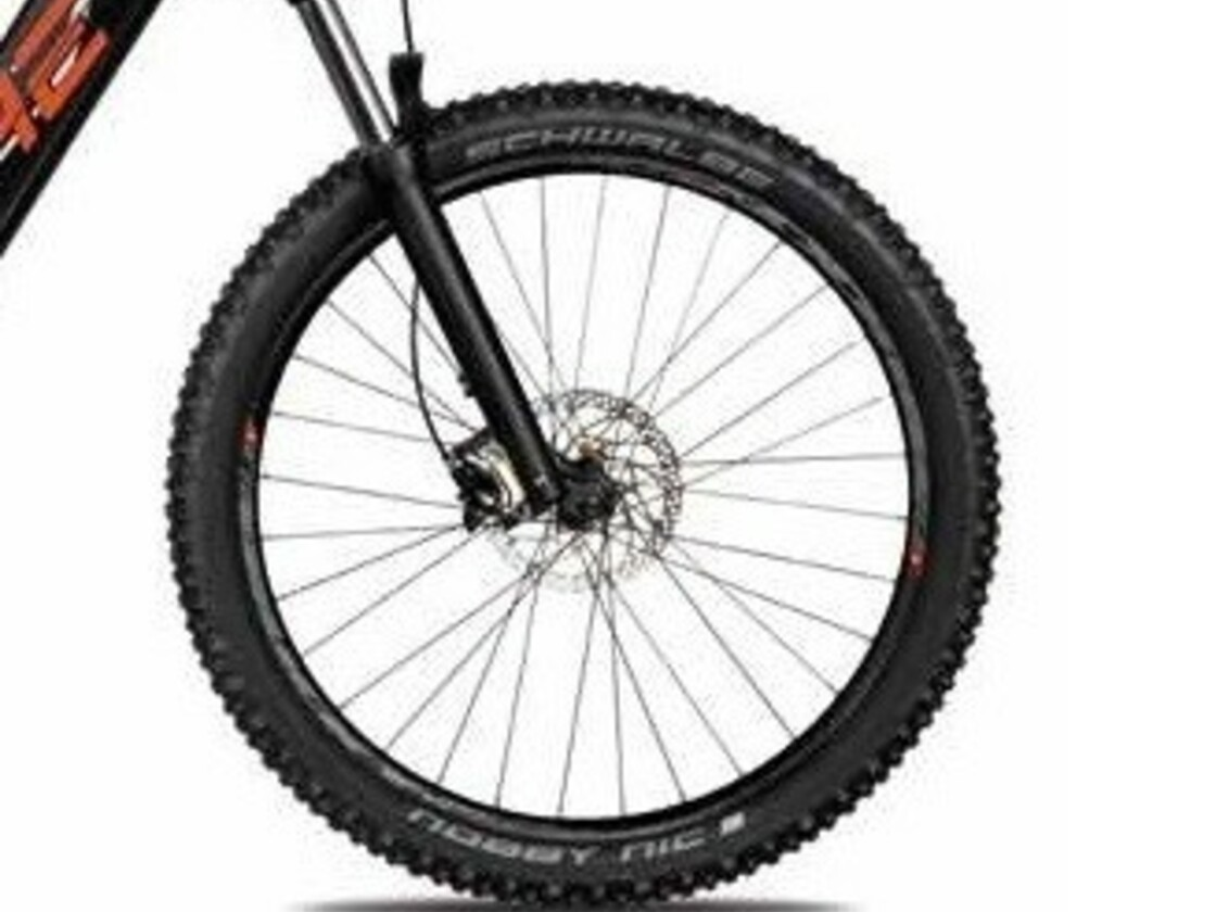 "Set of 27,5""+ MTB wheels for 4ever Ennyx 2."