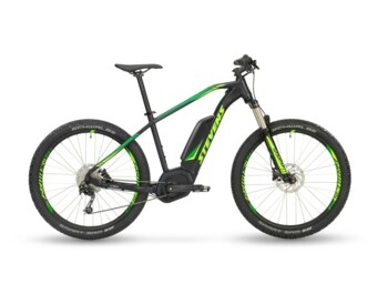 Hard-tail eMTB with Bosch Performance CX engine