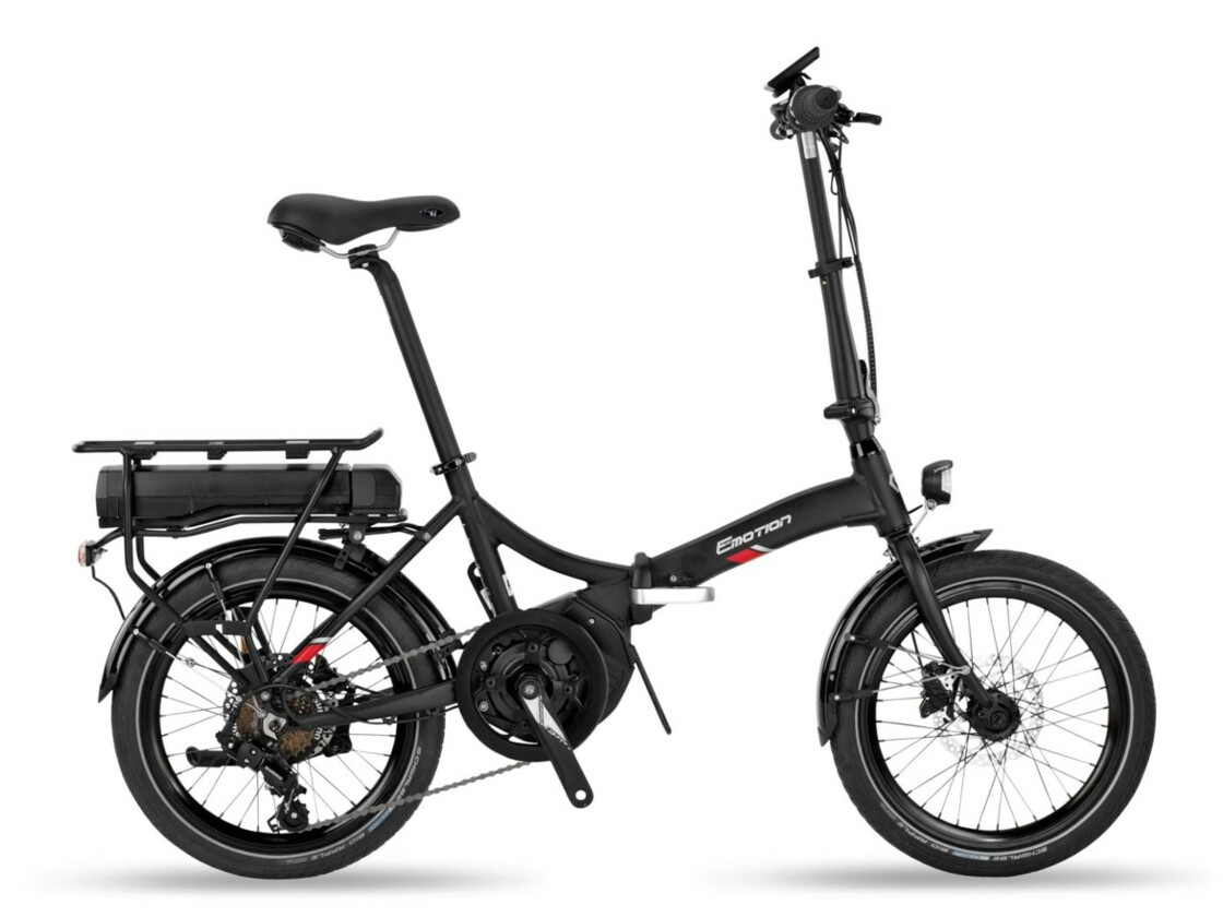 Folding ebike BH Rebel Volt