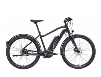 Urban fatbike with Bosch Performance CX engine.
