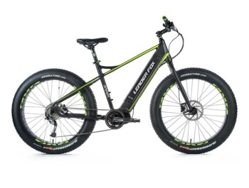 High quality Fat E-Bike with Bafang Modest central motor.