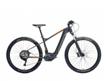 eMTB with Bosch Performance CX central engine.