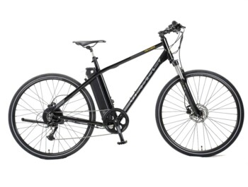 Touring e-bike designed with high range for smooth ride.  The BEST e-bike of the year in the German ExtraEnergy test. Sale 20% off