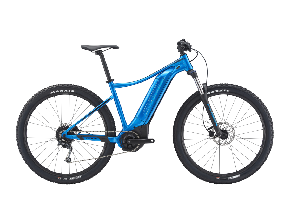 "GIANT FATHOM E+ 3 29"" 2020 - mountain e-bike - central motor Yamaha"