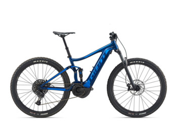 "This performance full-suspension e-bike is ready to roll. Engineered with the new SyncDrive Pro motor and stable, fast-rolling 29"" wheels, the Stance E+ Pro 29 helps riders conquer challenging terrain with power and control."