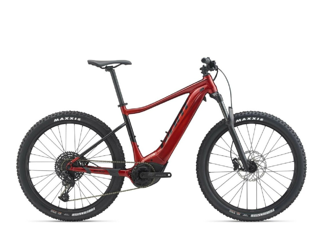 "GIANT FATHOM E+ 1 PRO 27,5"" 2020 - mountain e-bike - central motor Yamaha"