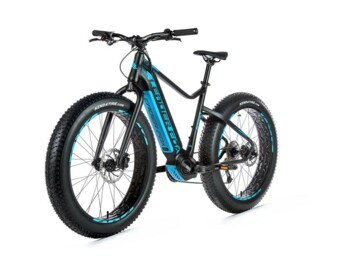 High quality Fat E-Bike with Bafang M500 central motor.