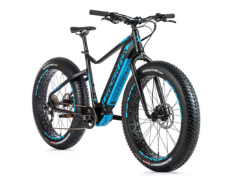 High-quality Fat E-Bike with Bafang M500 central motor.
