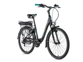 Women's affordable ubran e-bike with great battery capacity.