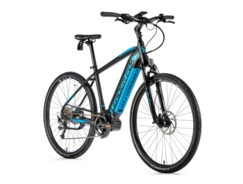 "Bend 2020 cross e-bike with aluminium frame, sporty design and 28"" wheel."