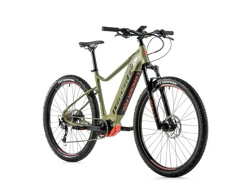 "Mountain e-bike ALTAR 2020 with aluminum frame, sports design and 29"" wheels."