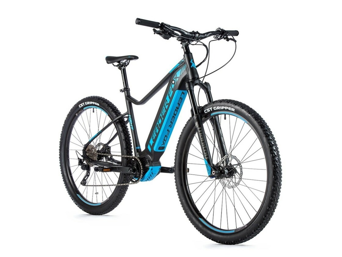 "LEADER FOX Kent 29"" 2020 mans moutain e-bike - central motor Bafang"