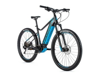 "Mountain e-bike Kent 2020 with aluminum frame, sports design and 29"" wheels."